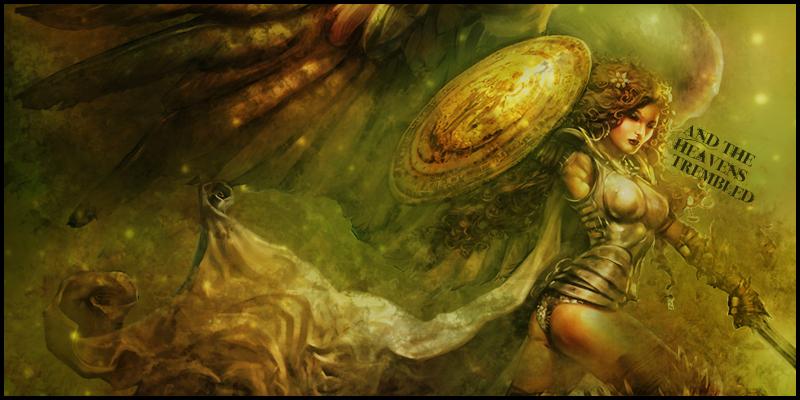 Archangel of Strife by Neffrey