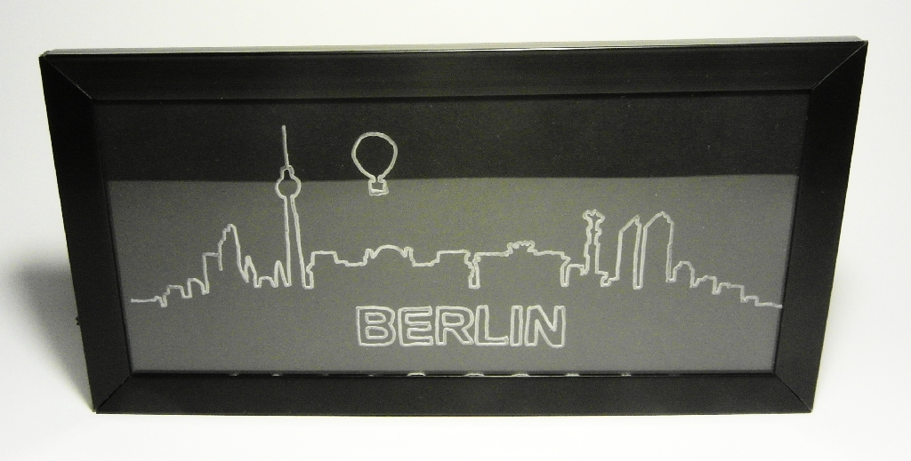 08 berlin skyline acrylic glass engraving by cabbitcastle. Black Bedroom Furniture Sets. Home Design Ideas