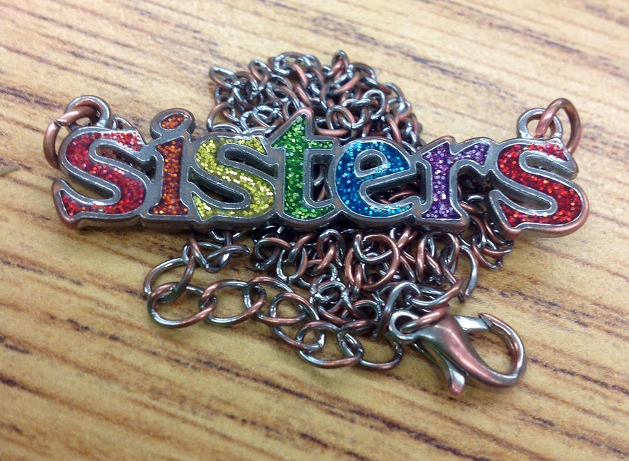 Sister's Neckles by ThreeMoonFairy