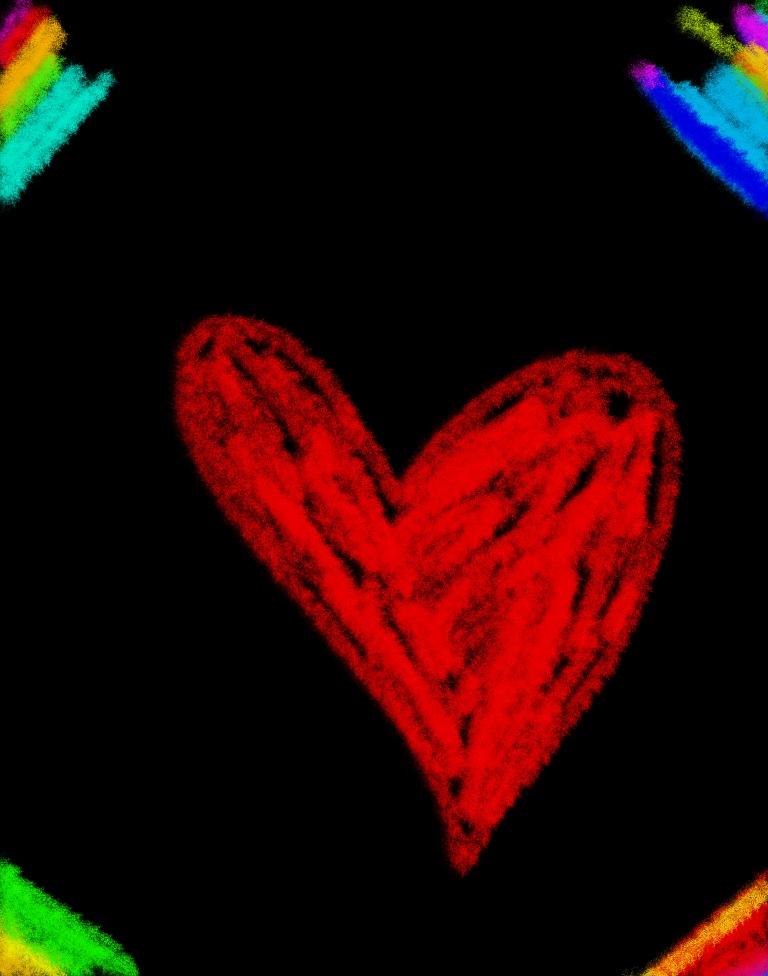 pretty heart picture