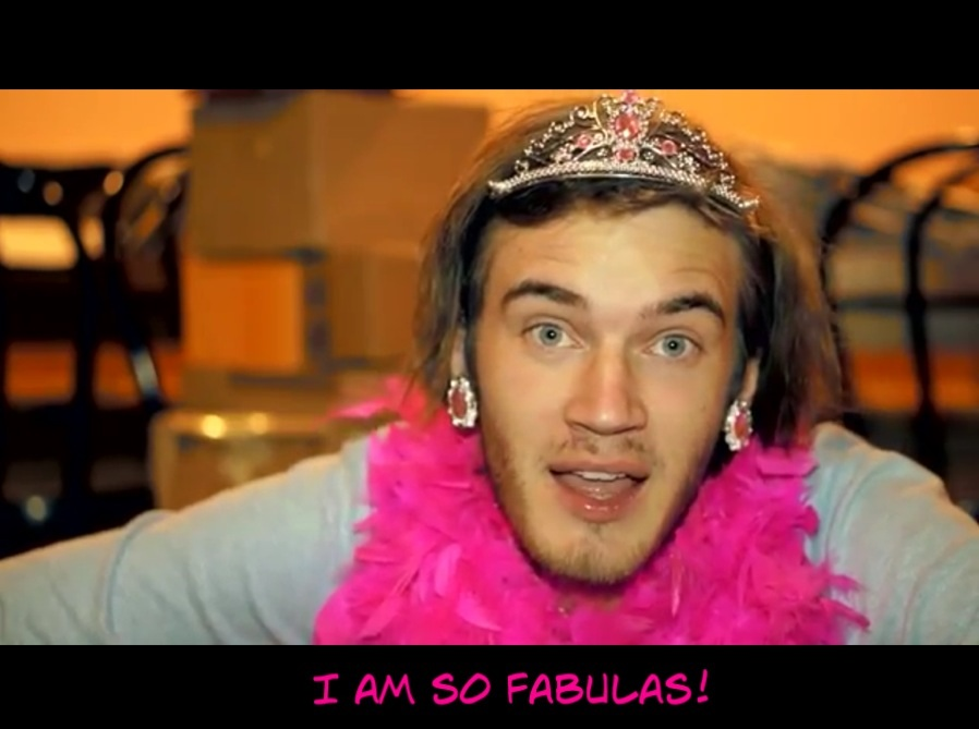 Pewdiepie - Fabulous by Annabella5369