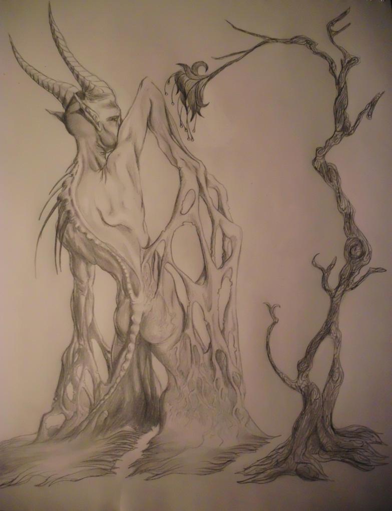 Demon by DelightfulDementia