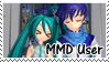 MMD User Stamp