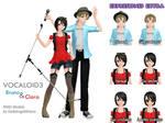 DT Vocaloid Bruno y Clara Extra Info