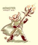 Monster Monday 005 -Interdimensional demon