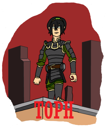 Toph by EspanolBot