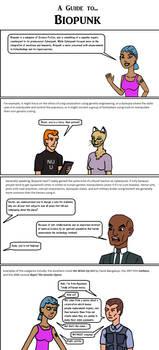 A Guide to Biopunk