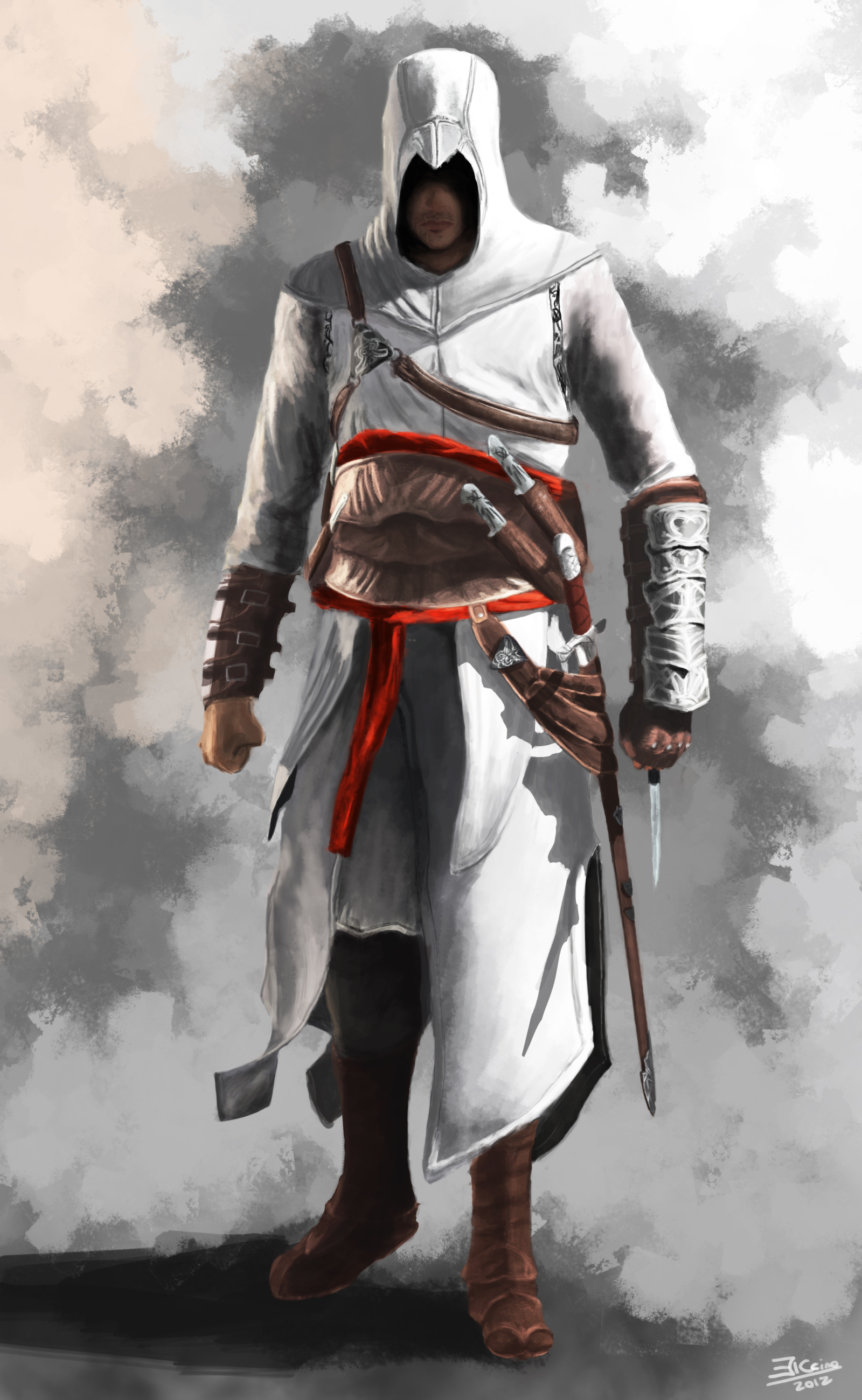 Assassin S Creed Altair By Xinometal On Deviantart