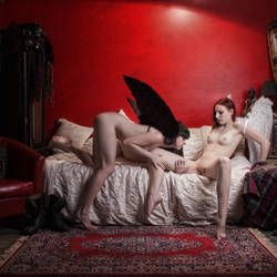 red wall series - siosangre by mastertouch