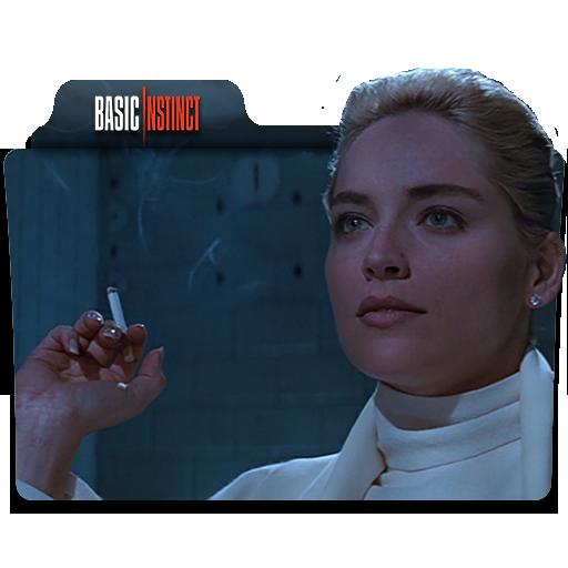 Basic Instinct 1992 Folder Icon By Wisdoomer On Deviantart