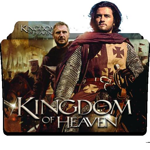 Kingdom Of Heaven 2005 Folder Icon By Wisdoomer On Deviantart