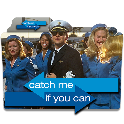 Catch Me If You Can 2002 Folder Icon By Wisdoomer On Deviantart