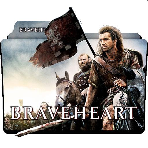 Braveheart 1995 Folder Icon Version 2 By Wisdoomer On Deviantart