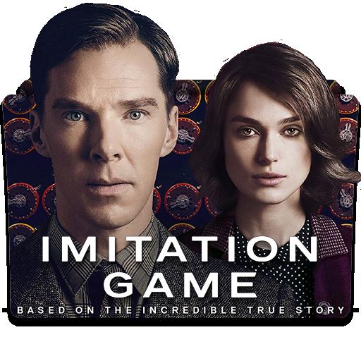 The Imitation Game 2014 Folder Icon By Wisdoomer On Deviantart