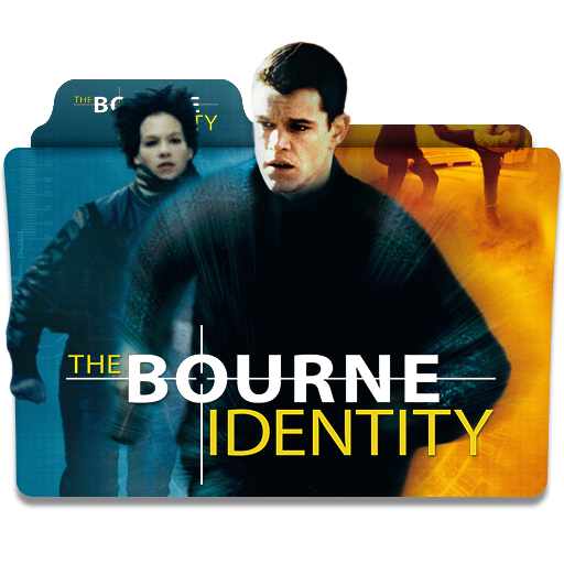 The Bourne Identity 2002 Folder Icon By Wisdoomer On Deviantart