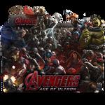 Avengers: Age of Ultron (2015) folder icon