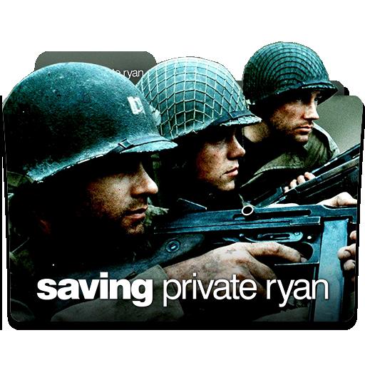 Saving Private Ryan 1998 Folder Icon By Wisdoomer On Deviantart