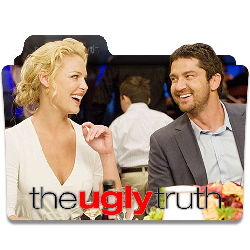 The Ugly Truth 2009 Folder Icon By Wisdoomer On Deviantart