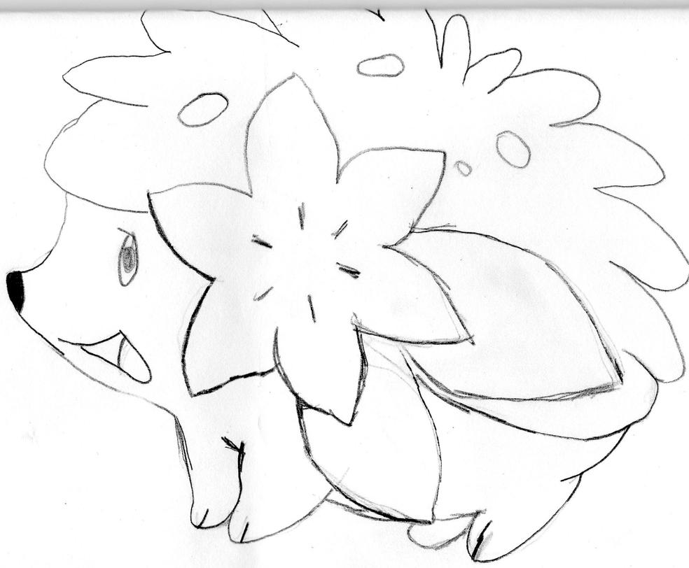 shaymin pokemon coloring pages - pokemon shaymin coloring pages hot girls wallpaper