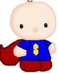 Lil Superman by lkdesigned