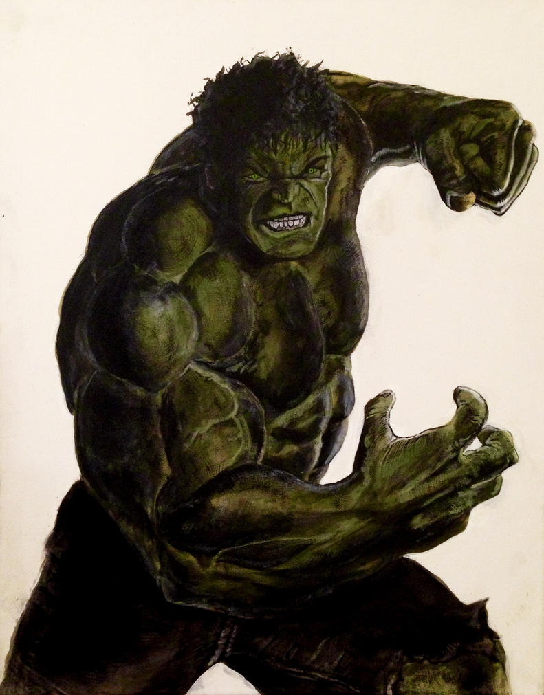 Dark Hulk by solisthe1