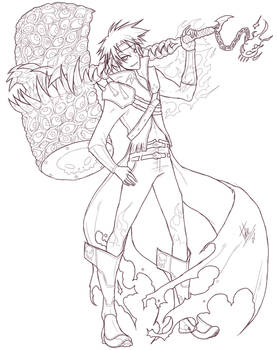 Request :Soul hunter design