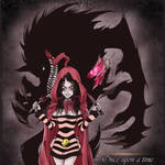 Little red riding Hood Apetit by turtlechan