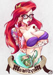 Ariel is mainstream again
