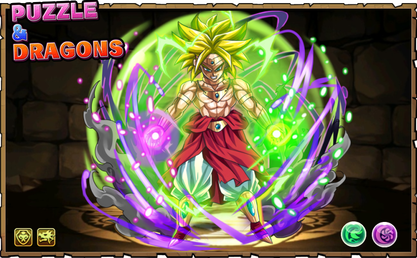 PAD: Broly descended FIXED by turtlechan