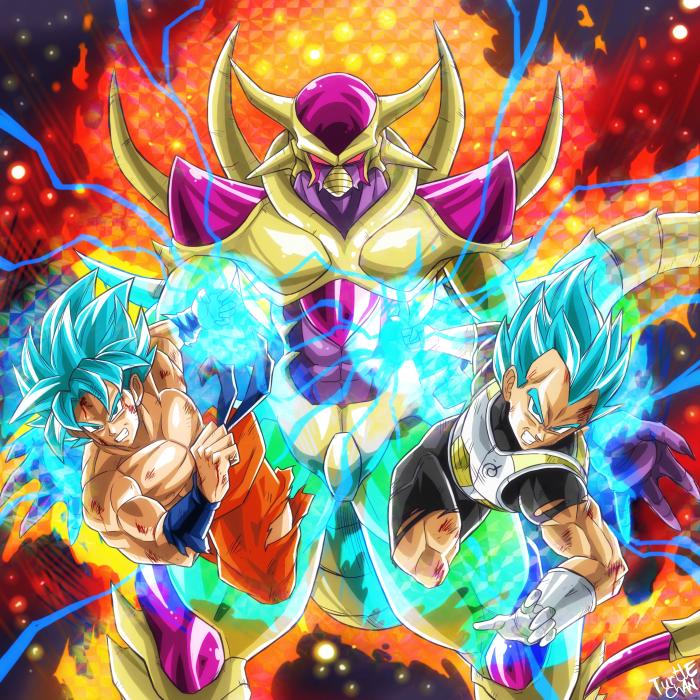 Coola resurrection Fukkatsu no C by turtlechan