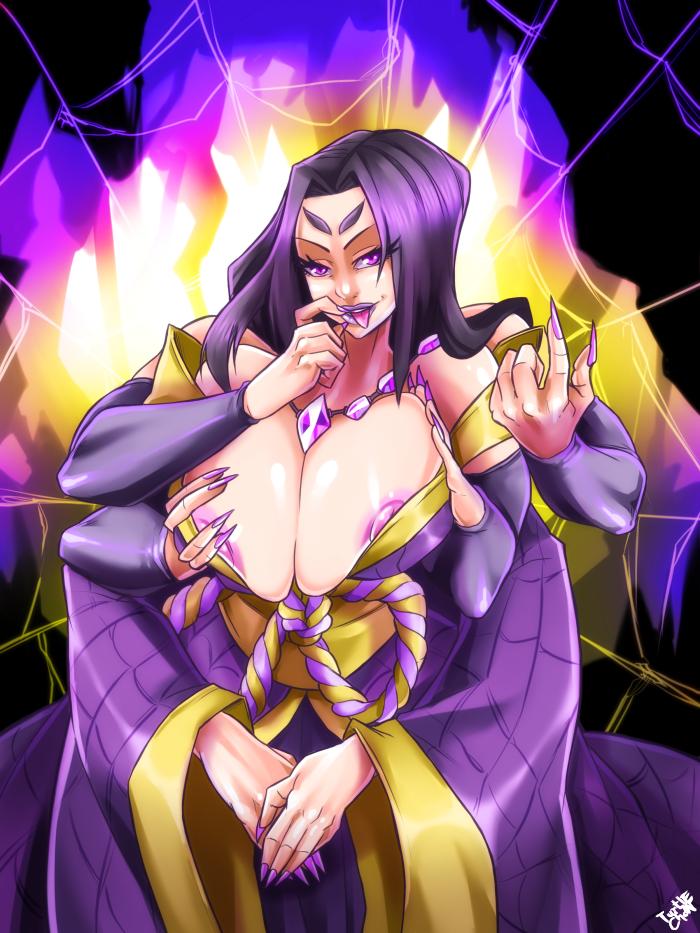 Lady Onikumo by turtlechan