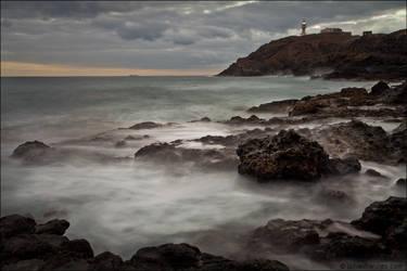 Faro de Arinaga by nahojsennah
