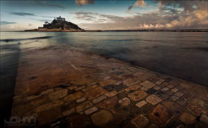 Saint Michaels Mount by nahojsennah