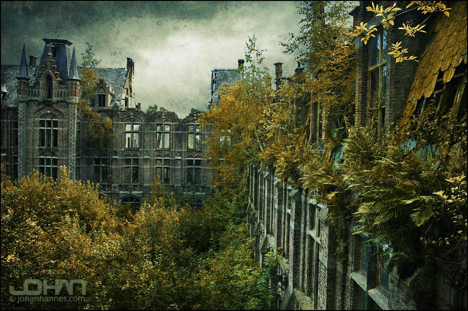 Mesen Castle by nahojsennah