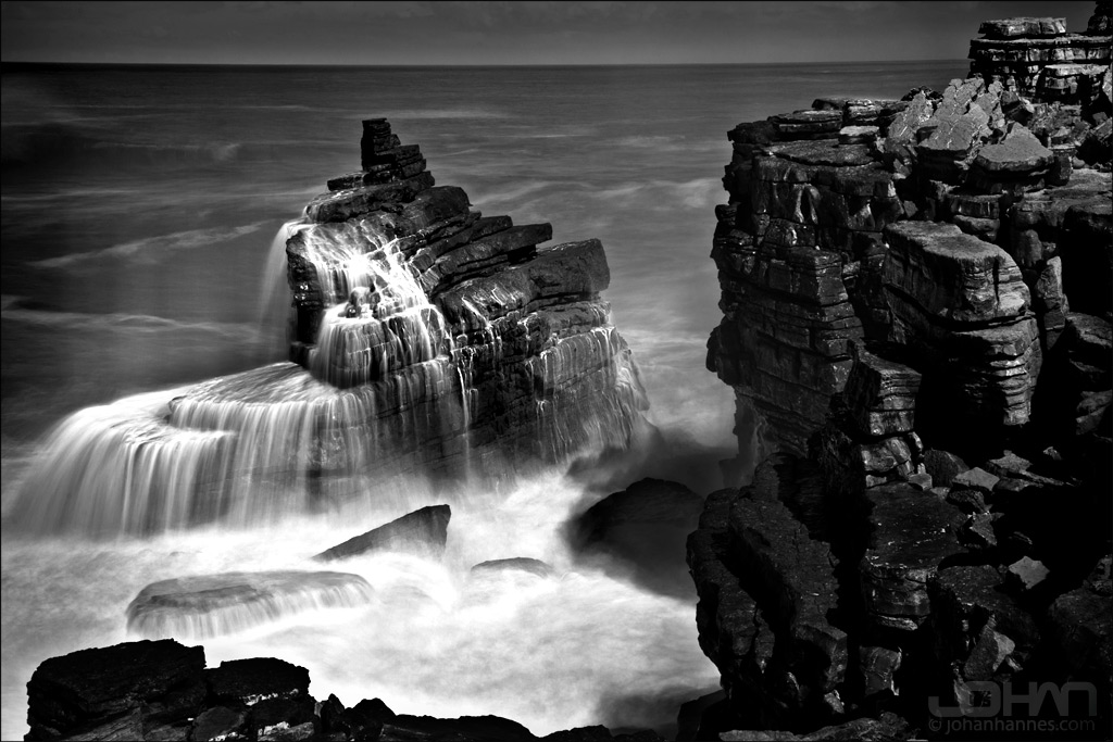 Peniche Rocks by nahojsennah