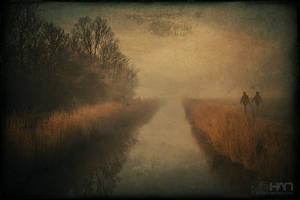 One misty morning by nahojsennah