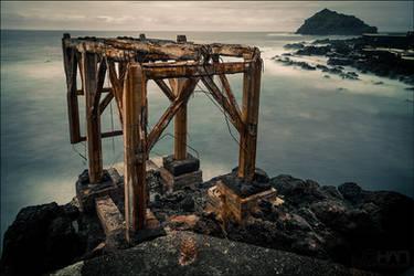 Garachico Harbour by nahojsennah