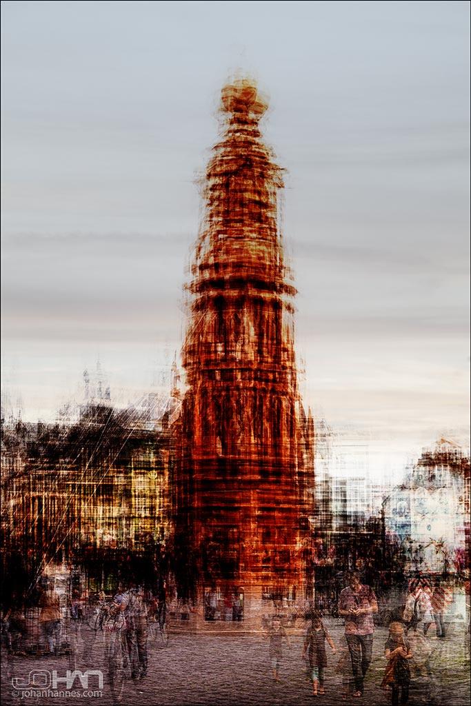 Den Bosch Tower by nahojsennah