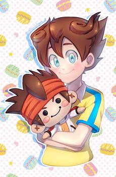 A cute Tenma