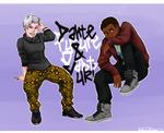 Dante and Yuki