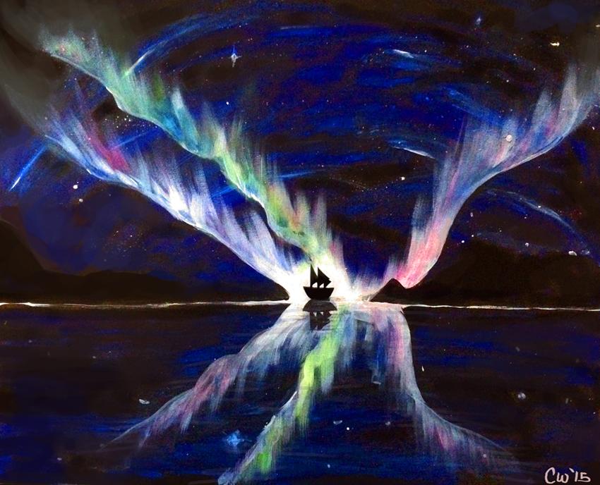 Aurora by caiterprince