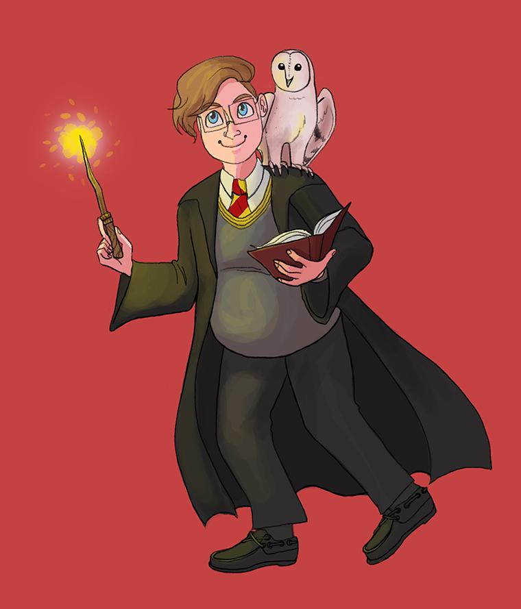 Gryffindor by caiterprince