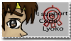 I Support Code Lyoko Stamp by caiterprince