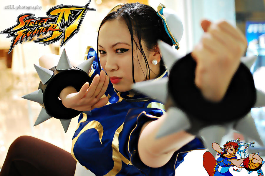 Fist Fight: Legend of Chun Li by chenmeicai