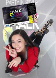 Chalk Fashion Rocks 2011 by chenmeicai