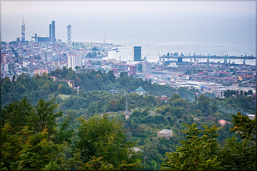 Vantage Point Batumi by m-snark