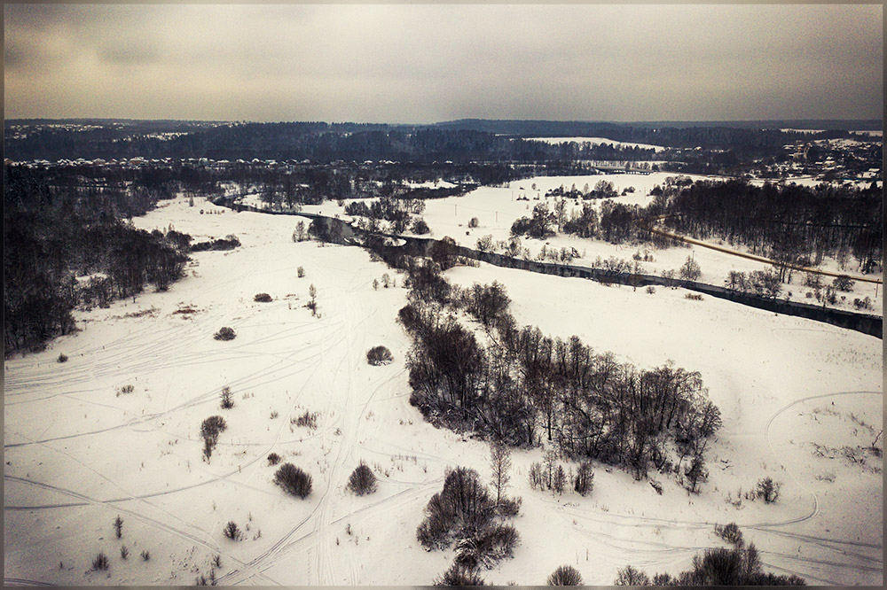 Winter Istra by m-snark