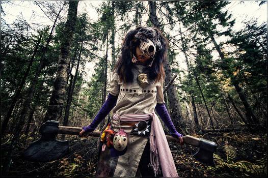 DbD: the Huntress III