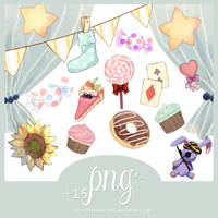 Png Pack #1 by Takeshi1995