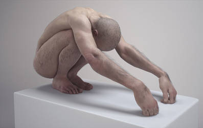 Final Ron Mueck Tribute